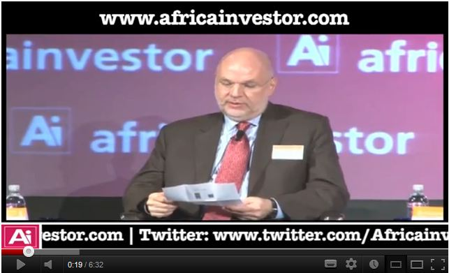 Stephen Rasmussen speaks to AiTV about Africa's mobile financial services