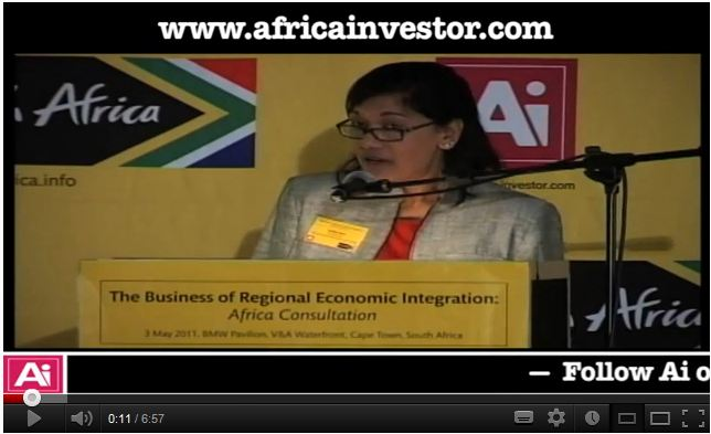 Anitha Soni, Chair, IMC, sets Brand Africa agenda at Ai-IMC Forum on Regional Economic Integration
