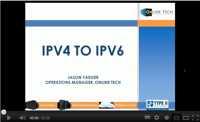 How To Transition from IPv4 to IPv6