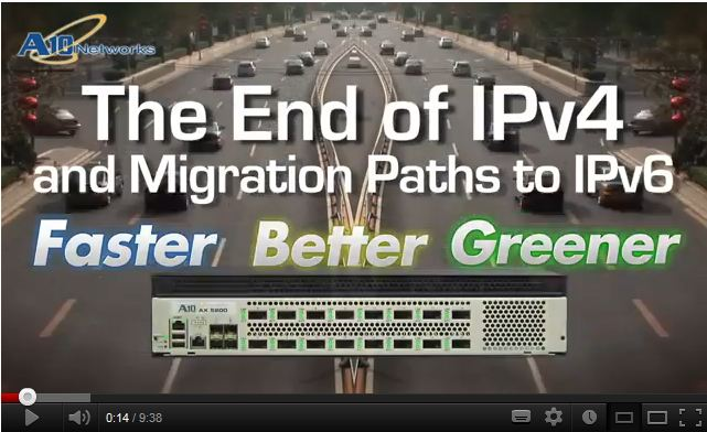 The End of IPv4 and Migration Paths to IPv6