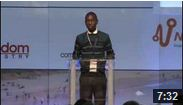 Lukonga Lindunda, Co-founder and Director, Bongohive, Opening Speech | ICANN 47 | Durban