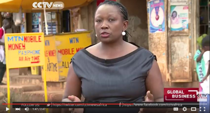 CCTV: Mobile money services on the rise in Africa