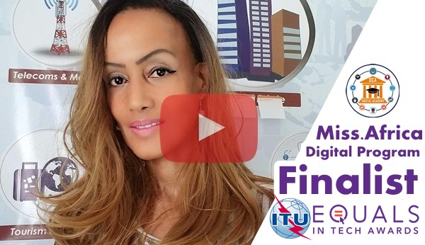 EQUALS in Tech 2017 Awards Finalist: Miss.Africa Digital