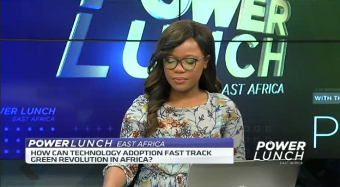 How can technology adoption fast track green revolution in Africa- CNBC