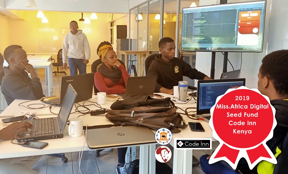 Code Inn, Kenya – Finalist in the 2019 Miss.Africa Digital Seed Fund