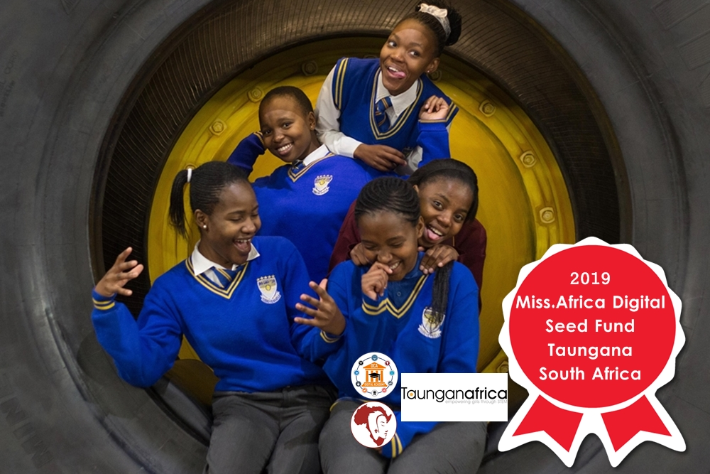 Taungana South Africa – Finalist in the 2019 Miss.Africa Digital Seed Fund