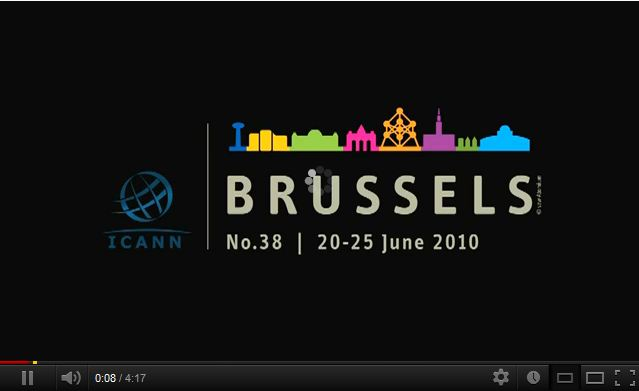 .EU Summary of Brussels ICANN Meeting 2010