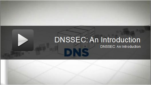 SECURE YOUR INFRASTRUCTURE WITH DNSSEC