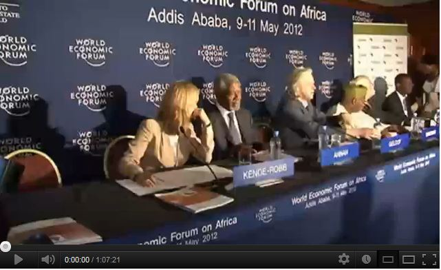 Africa 2012 – Launch of the Africa Progress Report