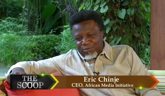 THE SCOOP with Salim Amin: In Conversation with Eric Chinje