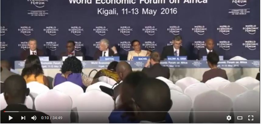 WEF Africa 2016: Connecting Africa's resources through digital transformation