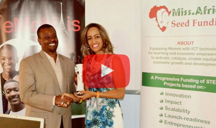 Miss.Africa Pan-African Seed Fund Awards Nairobi, Kenya