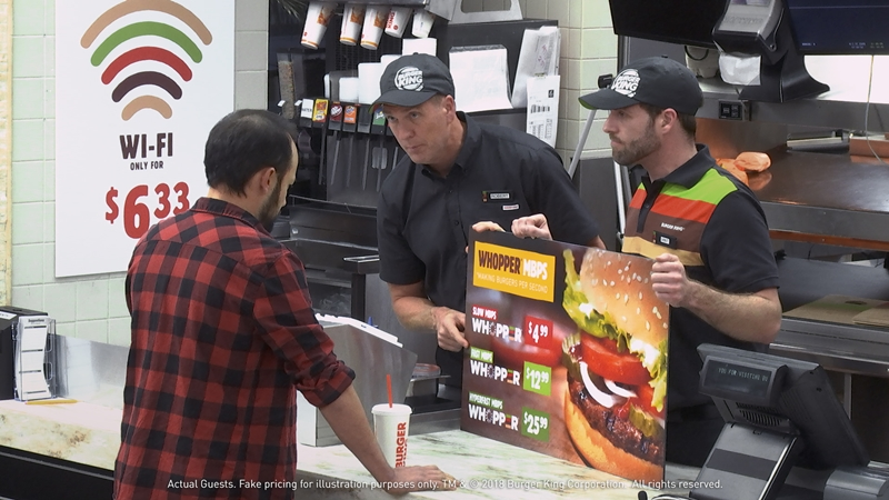 Burger King Whopper Neutrality Explains How Repeal worked