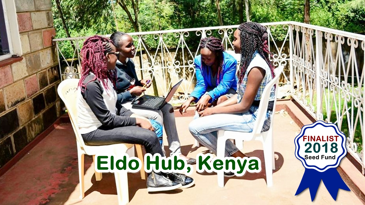 EldoHub, Finalist in the 2018 Miss.Africa Seed Fund