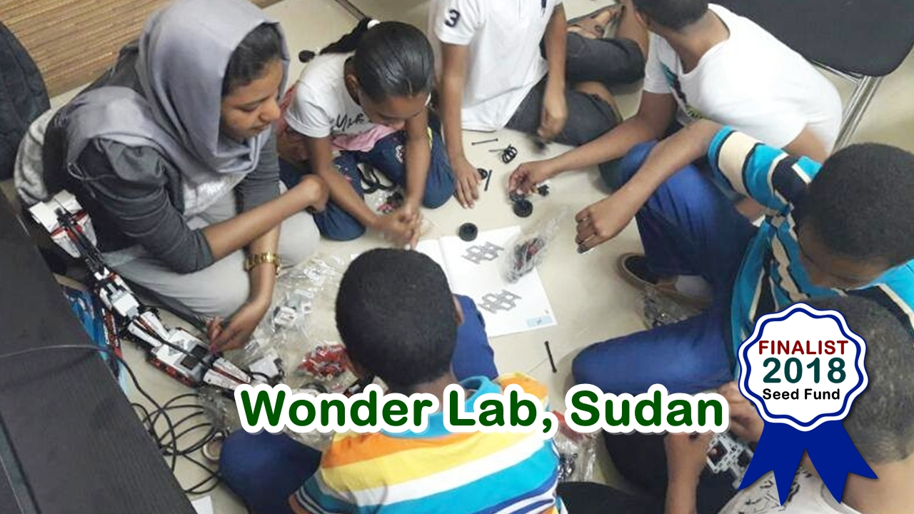 Wonders Lab, Finalist in the 2018 Miss.Africa Seed Fund