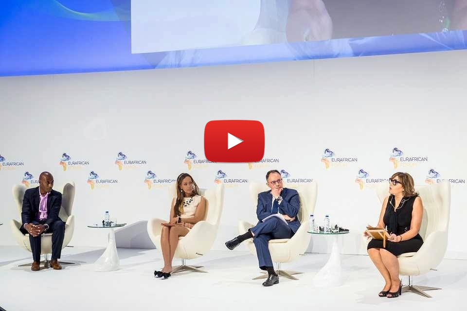"Sophia Bekele Urges ""Opportunity Enhanced Trust"" at the EurAfrican 2018 forum"